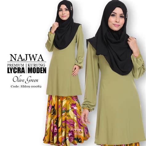 Baju Tebal Cover Pakaian Busana High Quality Suit Setelan Cover 130cm baju kurung moden lycra najwa ii mesra penyusuan saeeda collections