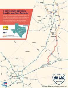 toll road map the sh 130 toll road debate are taxpayers taking much