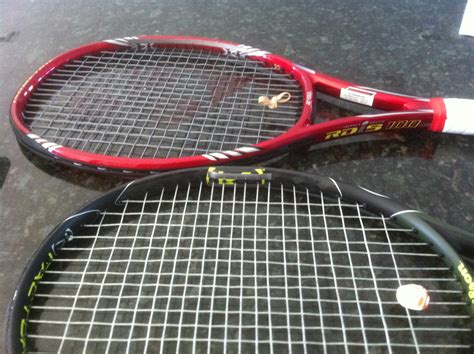 racquet customization