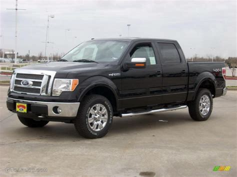 2009 Ford F150 by 2009 Black Ford F150 Lariat Supercrew 4x4 7695219
