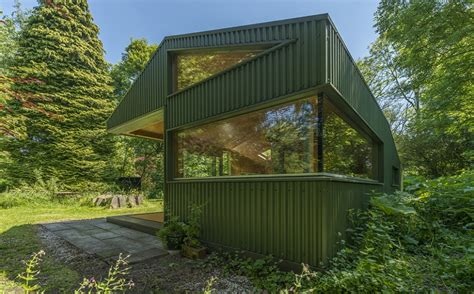 Thoreaus Cabin by Thoreau S Cabin By Cc Studio In Noorderpark Netherlands