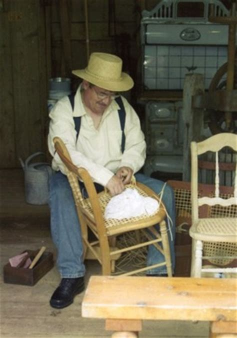 Chair Caning Maine by Maine Caning Home