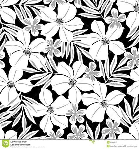 flower pattern in black and white black and white flower pattern tumblr bouquet idea