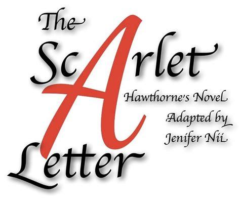 Scarlet Letter unique scarlet letter a cover letter exles