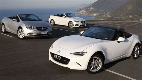 mazda convertible price 2015 mazda mx 5 holden cascada and bmw 2 series