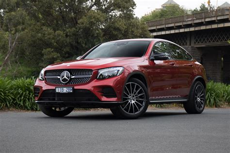 Mercedes Glc Reviews by 2017 Mercedes Glc Coupe Review Caradvice