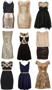 To be all about sequins so that s what you should go for on new year s