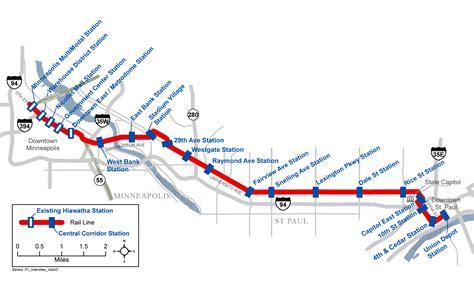 minneapolis light rail map my blog