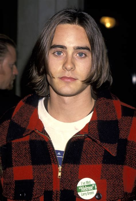 highline hairstyles for men jared leto turns 41 see the birthday boy s career