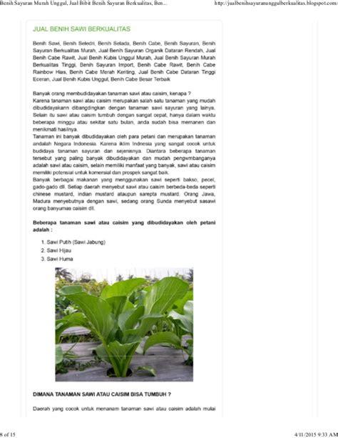 Jual Bibit Cabe Keriting hp 0856 4347 4222 benih sayuran murah unggul jual bibit