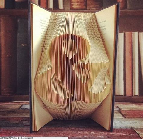 origami inspirations books origami inspired book sculptures iconic novels