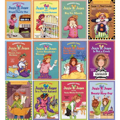Junie B Jones Series Set 2 Set Of 12
