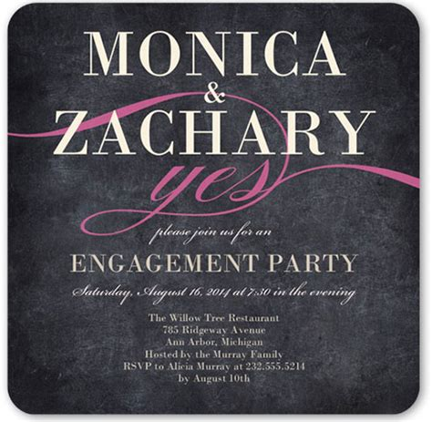 inexpensive birthday invitations 34 best engagement invitations personalized