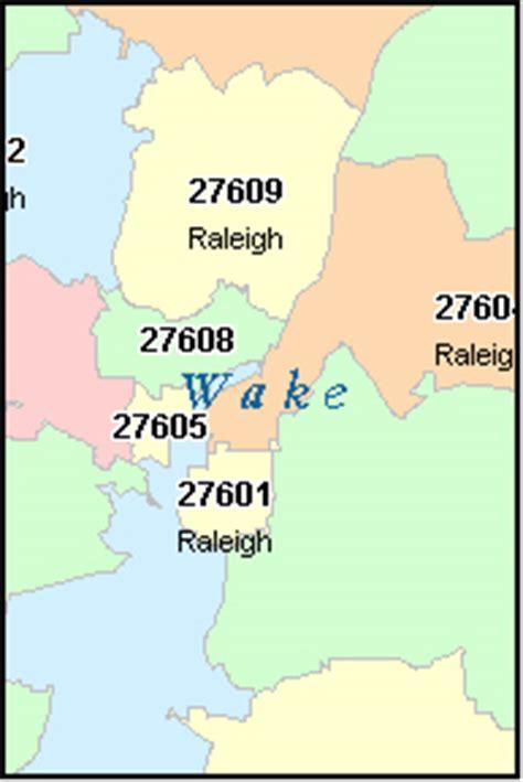 raleigh carolina zip code map raleigh carolina nc zip code map downloads