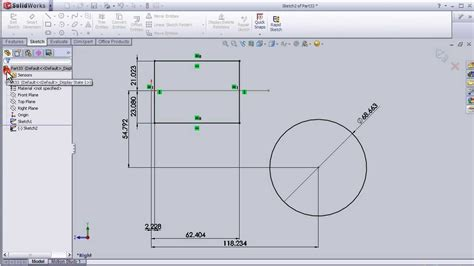 sketch driven pattern solidworks 2013 27 solidworks sketch tutorial fully define sketch tool