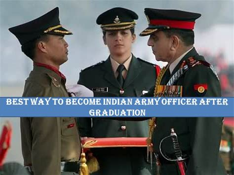 How To Become An Officer In The Army best way to become an idian army officer nca academy