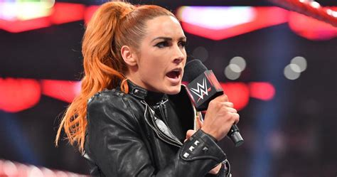becky lynch denies wwe contract extension report breaks