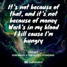 hungry by rob bailey and the hustle standard beast mode the hustle and songs on