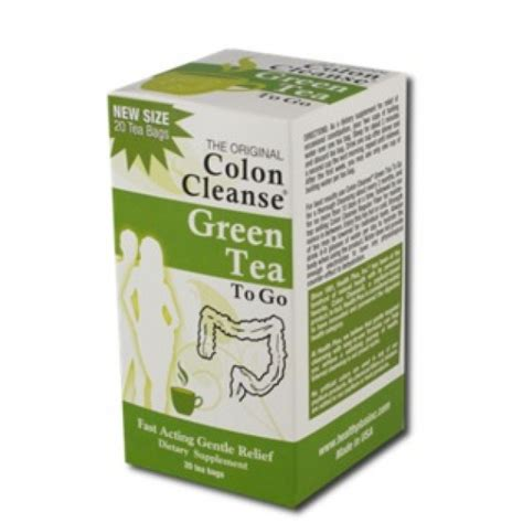 The Green Tea Detox Diet by Green Tea Diet With Colon Cleanse S Health