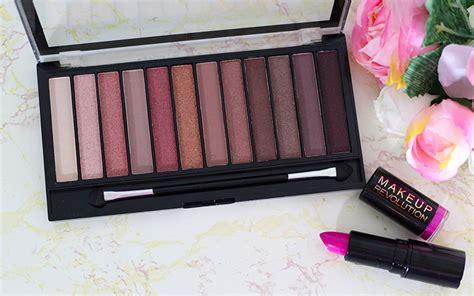 Makeup Revolution Redemption Iconic 3 Palette makeup revolution iconic 3 eyeshadow palette swatches