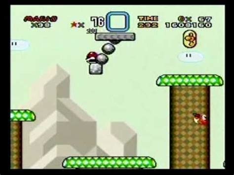 valley ghost house secret exit super mario world snes walkthrough part 26 forest g doovi