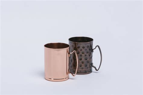 Copper Moscow Mule Mug - Standard Party Rentals