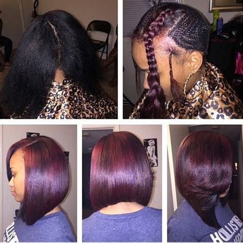 sewins and braid styles the 25 best sew in braid pattern ideas on pinterest sew