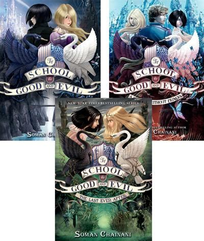 School For Evil 4 Soman Chainani the school for and evil series