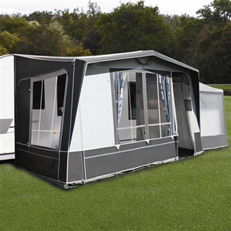 quest caravan awnings quest elite kensington grey steel porch plus awning leisure outlet