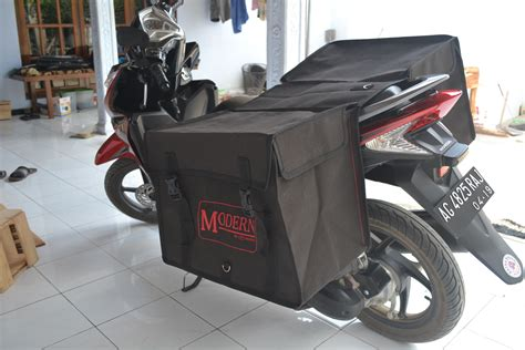 Tas Motor Cb150r foto modifikasi motor anti hujan modifikasi motor beat
