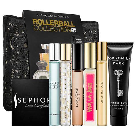 Perfume Sephora new sephora favorites set rollerball c beautytalk