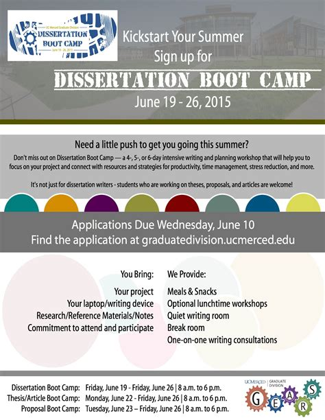 dissertation boot c coming soon dissertation boot c graduate division