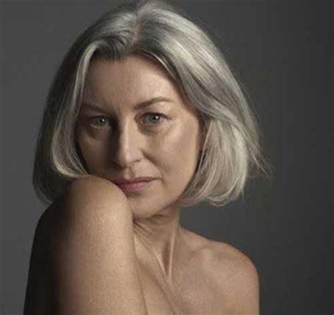 Nette Bob Frisuren für Ältere Damen   Neue Frisur Stil