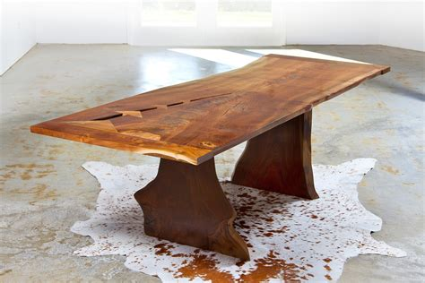 Epic Slab Wood Dining Table 56 On Small Home Remodel Ideas Table Top Wood Slab