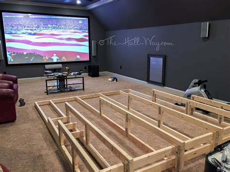 Home Theater ? Part 5   The Hall Way