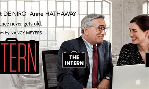 the intern release date the intern review rating trailer