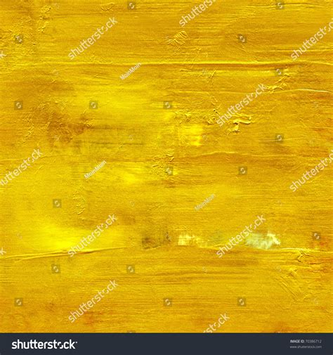 gold paint on wooden panel stock photo 70386712