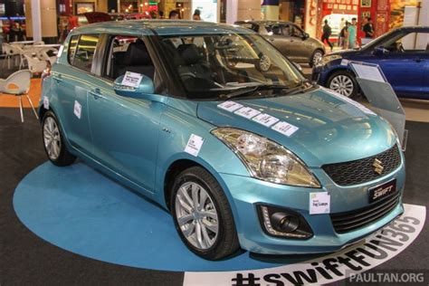 Suzuki Malaysia Suzuki Facelift Officially Previewed In Malaysia