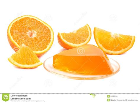 Jelly Whitening Ekstrak Orange Premium orange jelly stock photos image 32530193