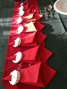 nikolaus dekoration basteln weihnachtliche tischdeko selbst gemacht 55 festliche