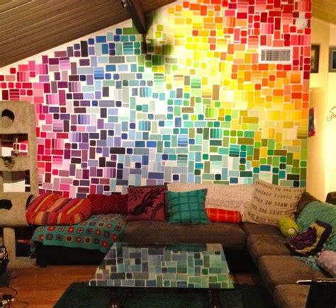 Bunte Wand Wei Streichen by Wohnzimmer Streichen 106 Inspirierende Ideen