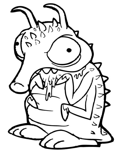 trash pack skweevil coloring page h m coloring pages