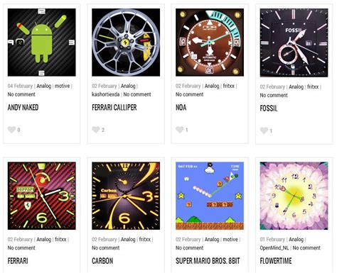 Themes Galaxy Gear | visit gearfaces com for stunning downloadable galaxy gear