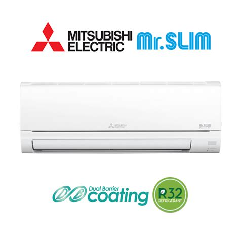 mitsubishi electric mr slim แอร mitsubishi electric ร น mr slim econo r32 ป 2016
