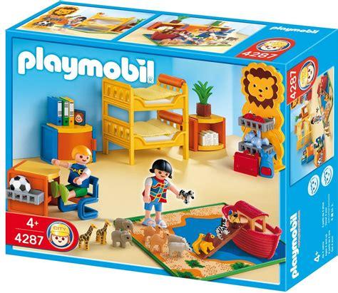 Jeu De Chambre by Playmobil 4287 Jeu De Construction Chambre Des