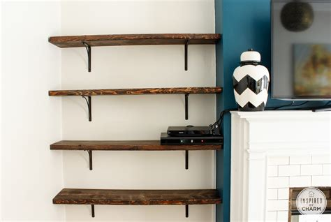 hanging bookshelves wall mounted bookcase wood roselawnlutheran