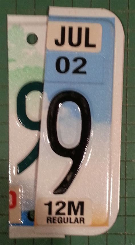 what to do with license plates when selling a car in illinois license plate number great for crafts signs clocks