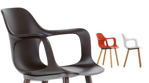 vitra armchair vitra hal armchair wood