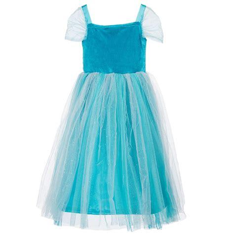 design dress up dress up by design girls turquoise sparkle princess
