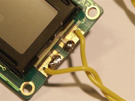 resistor value for lcd backlight nerdkits lcd backlight electroluminescent inverter